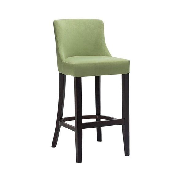 Merano Grande Upholstered High Bar Stool - Tables&Tops