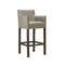 Milan Upholstered High Bar Stool - Tables&Tops