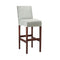 Monza Upholstered High Bar Stool - Tables&Tops