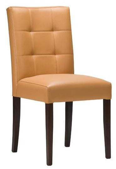 Otto Stitched Upholstered Side Chair - Tables&Tops