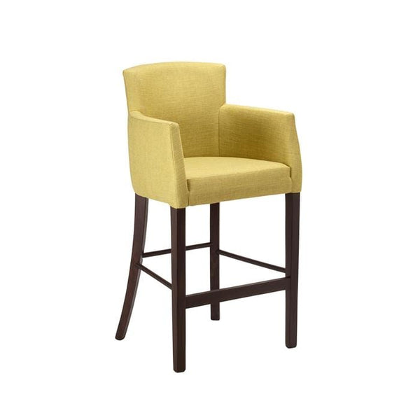 Parma Upholstered High Bar Stool - Tables&Tops
