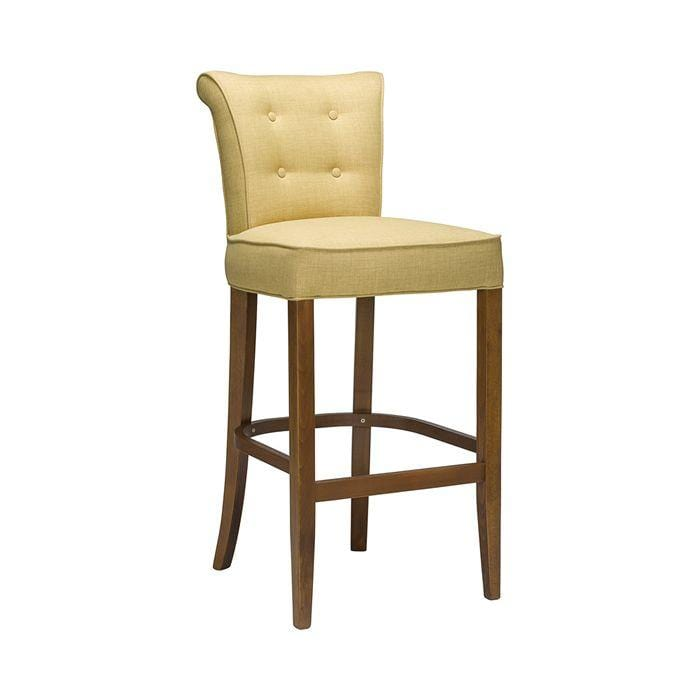 Piea Upholstered High Bar Stool - Tables&Tops