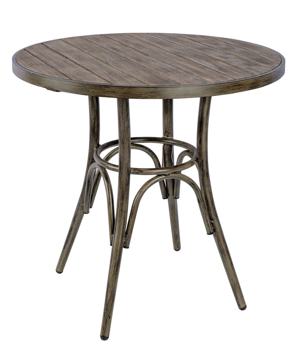 Prague Outdoor Vintage Bistro Table - Tables&Tops