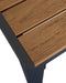 Riga Outdoor Solid Wood Bistro Table - Tables&Tops