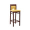 Rimini Upholstered High Bar Stool - Tables&Tops