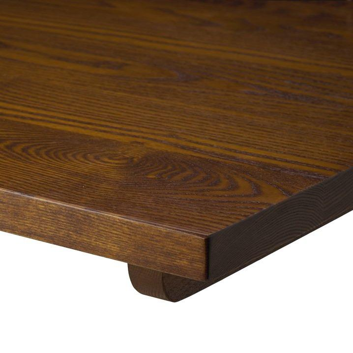 Serranto Oak Solid Ash Wood 34mm Table Top - Tables&Tops