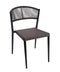Vienna Outdoor Stacking Rattan Chair