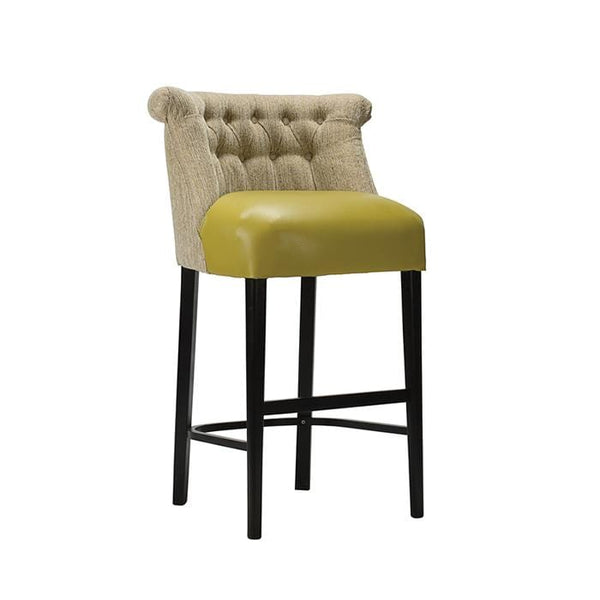 Viso Deep Upholstered High Bar Stool - Tables&Tops