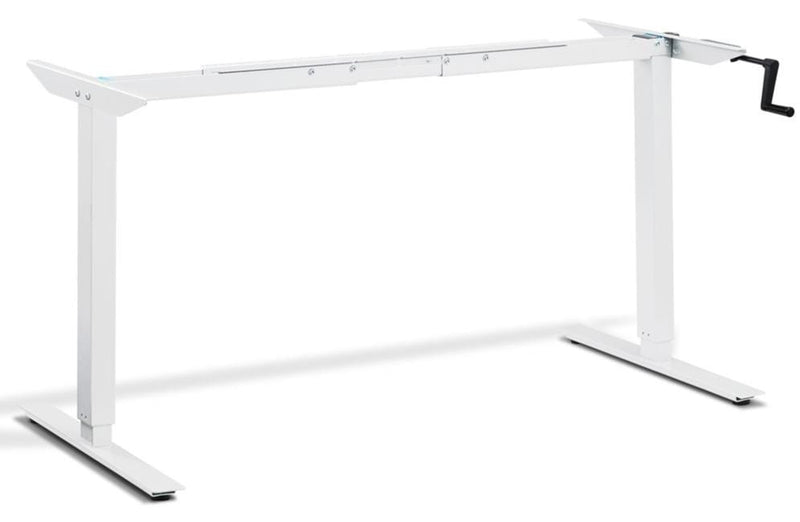 Solo Height Adjustable Office Desk Table Base - Tables&Tops