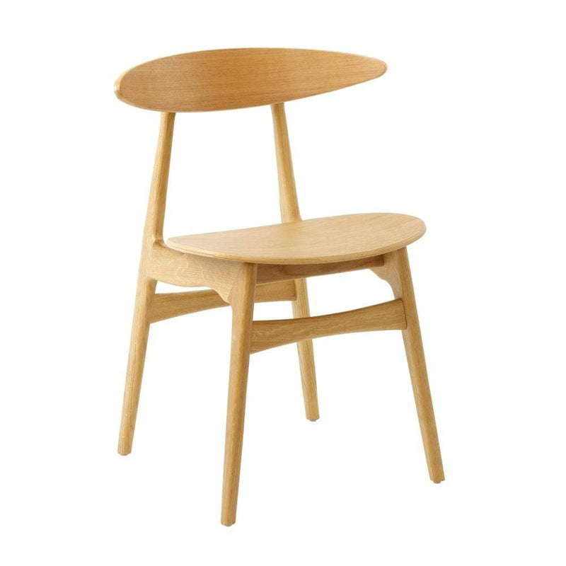 Carcher Oak Side Chair - Tables&Tops