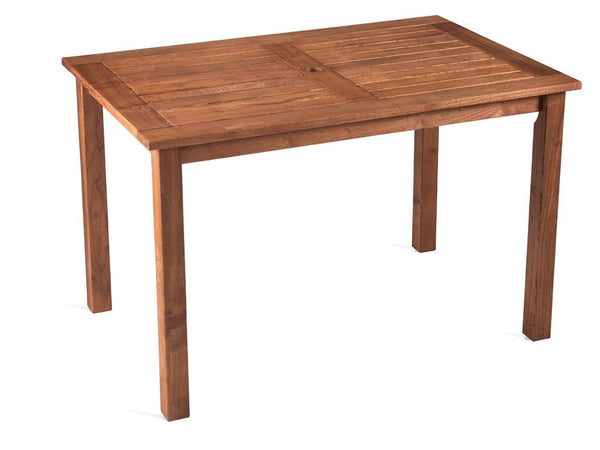 More Solid Robinia Wood Rectangle Outdoor Table - Tables&Tops