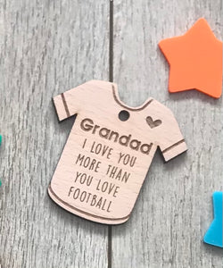 Fathers Day Keyrings