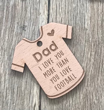 Load image into Gallery viewer, Fathers Day Keyrings