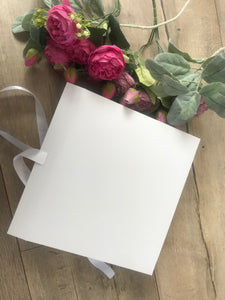 Personalised Bow Box