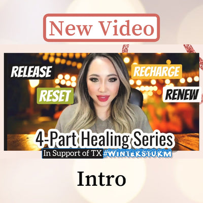 Intro: 4-Part Healing Series (In Support of Texas)
