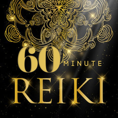 Reiki Healing - 60 min - Illuminating Stories, LLC