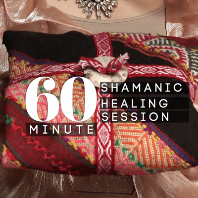Shamanic Healing- 60 min - Illuminating Stories, LLC