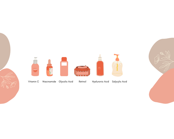 Skincare acids and ingredients you need to know about