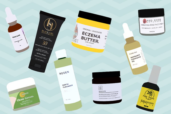 Top 10 black-owned skincare brands
