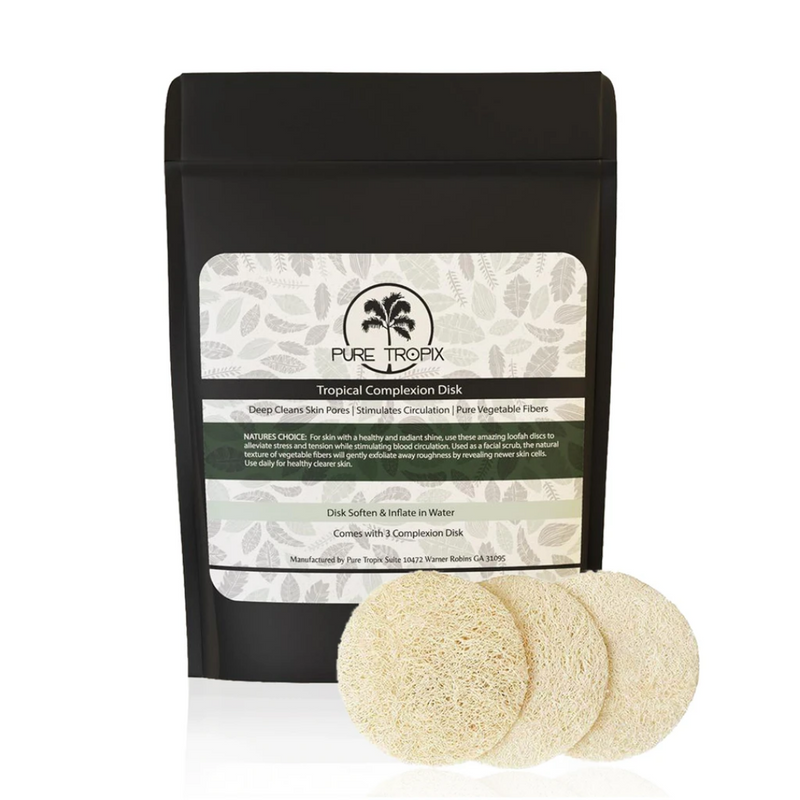 Tropical Complexion Skin Disk Pads