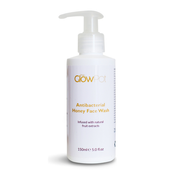 Glowpot Honey face wash