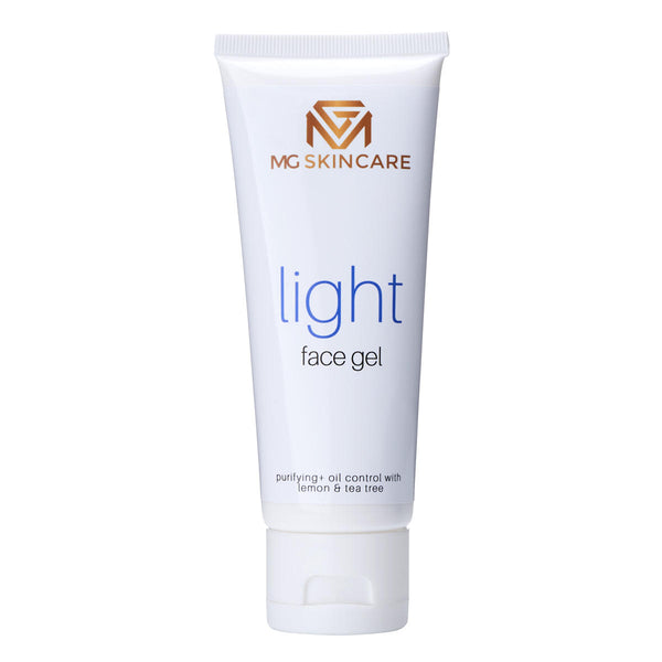 Light Face gel cream