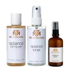 Radiance beauty package