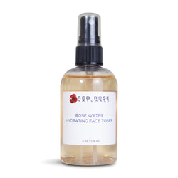 Rose Water Hydrating Face Toner