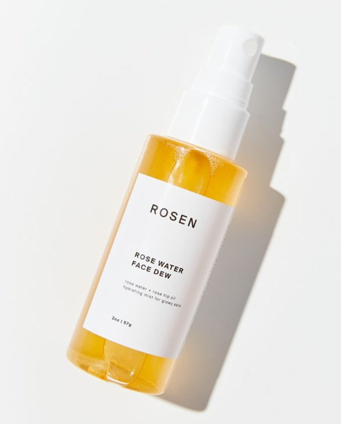 Rose Water Face Dew Hydrating Toner