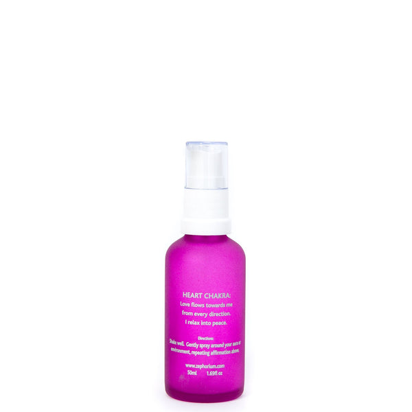 Rose Quartz Crystal Aura Spray 50ml