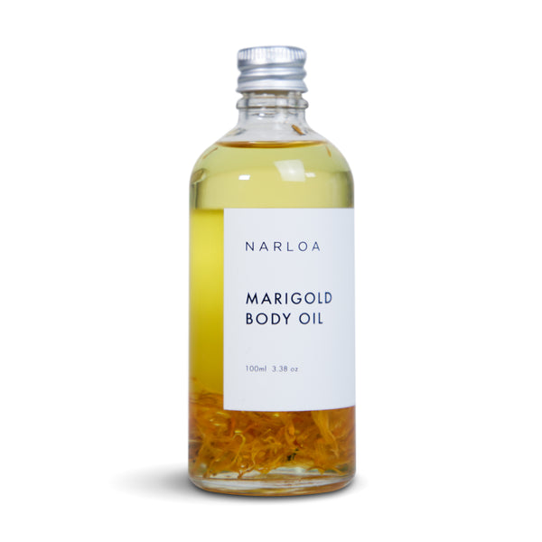 Marigold Body Oil