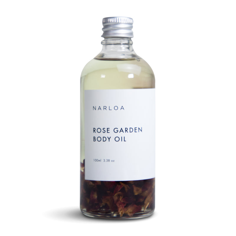 Rose Garden Body Oil