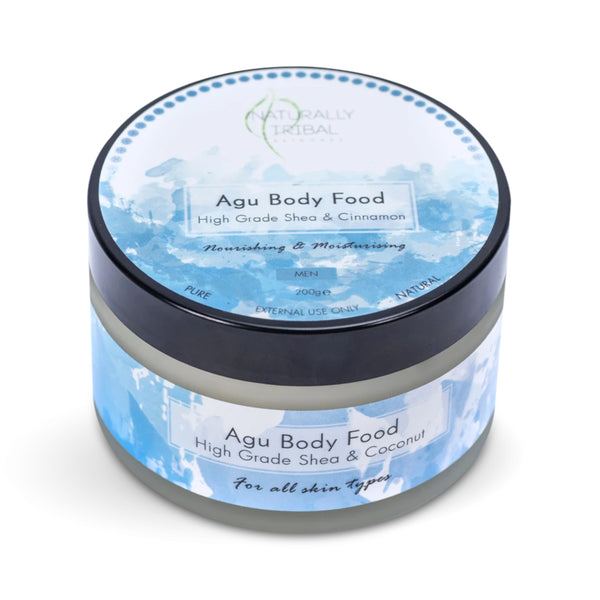 AGU Body Food- Shea & Cinnamon Butter