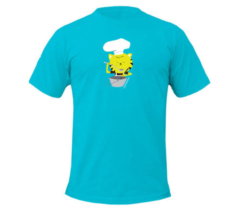 Cooking With Thom Kitten Men's T-Shirts