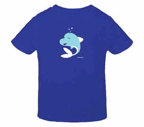 Dabby the Dolphin All Good Toddler T-Shirts