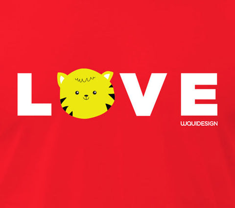 Thom Kitten All You Need Is Love Men's T-Shirts