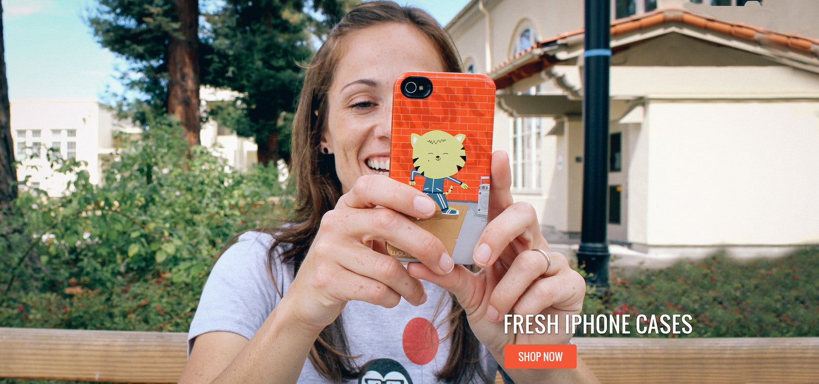 Fresh iPhone Cases by Waui Design