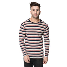 Load image into Gallery viewer, Full Sleeve Multi Colour Stripes For Men
