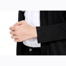 Load image into Gallery viewer, Multi Colour Open Long Cardigan Full Sleeve Shrug for Men