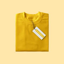 Load image into Gallery viewer, Yellow - Full Sleeve T-shirt