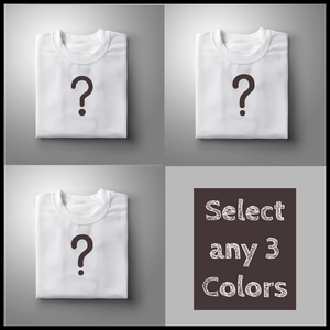 Choose Your Own Combo (Pack of 3) - Full Sleeves