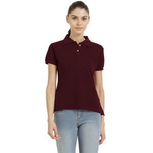 Make Your Own Combo - Polo Neck Short Sleeve T-shirts Combo Of 2