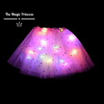 Magic Light Princess Tutu™ - Pink Rainbow - The Magic Princess