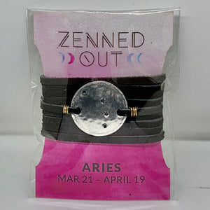 Zodiac Constellation Wrap Bracelet