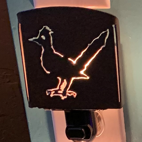 Roadrunner Nightlight