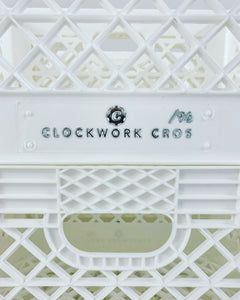 ClockWork Cros x Milk Crate