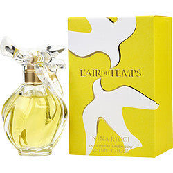 L'air Du Temps By Nina Ricci Eau De Parfum Spray 1.7 Oz