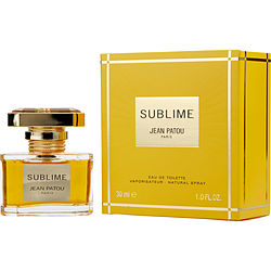 Sublime By Jean Patou Edt Spray 1 Oz