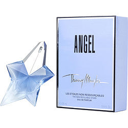 Angel By Thierry Mugler Eau De Parfum Spray .8 Oz