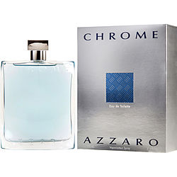 Chrome By Azzaro Edt Spray 6.8 Oz